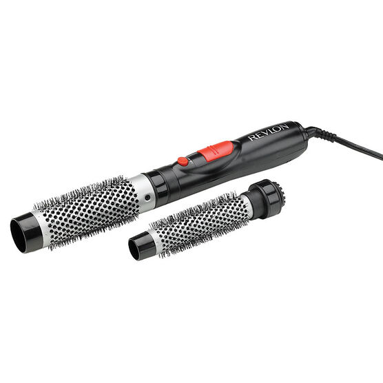 """Revlon Hot Air Styler and Dryer with Ceramic-coated Barrels - 1"""" & 1 1/2"""""""