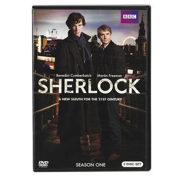 Sherlock: Season One - DVD