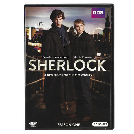 Sherlock: Season One - DVD
