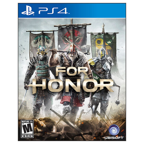 PRE-ORDER: PS4 For Honor
