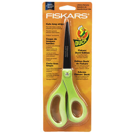 Fiskars Duck Scissors - 8 Inches