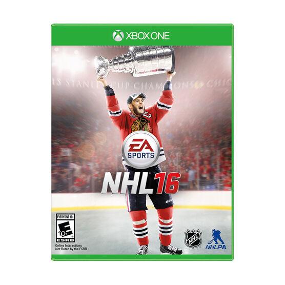 Xbox One NHL 16
