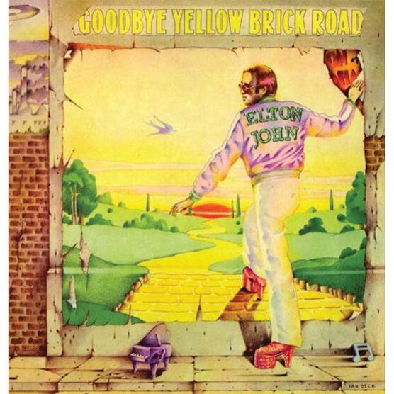 John , Elton- Goodbye Yellow Brick Road - Vinyl