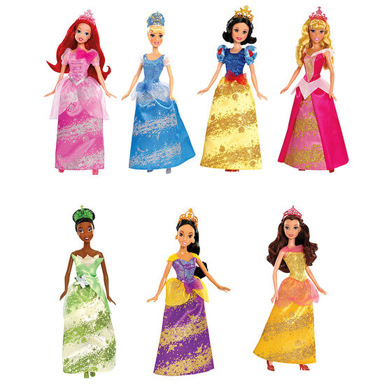 Disney Sparkling Princess - Assorted
