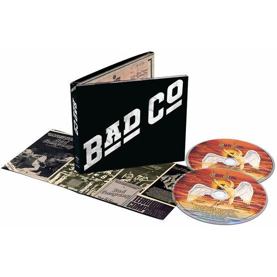 Bad Company - Bad Company (Remastered Deluxe Edition) - 2 CD