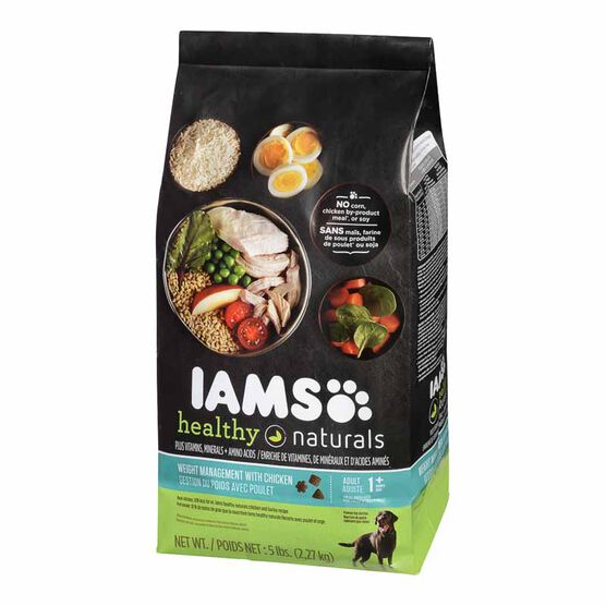 Iams Weight Control Dog Food - 2.27kg