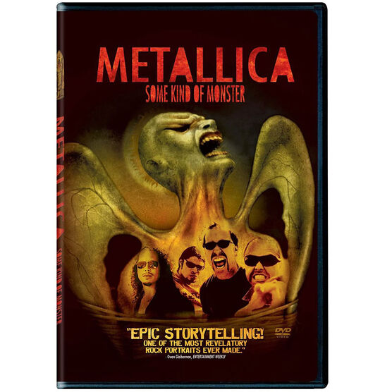 Metallica: Some Kind Of Monster - DVD