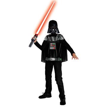 Halloween Darth Vader Top - Child's Small