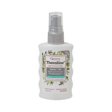 Quantum Thera Zinc Spray - Peppermint Clove - 60ml