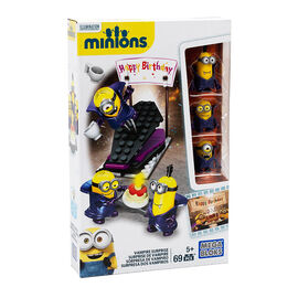 Minions Movie Figure Pack Vampire Surprise - 69 Pieces