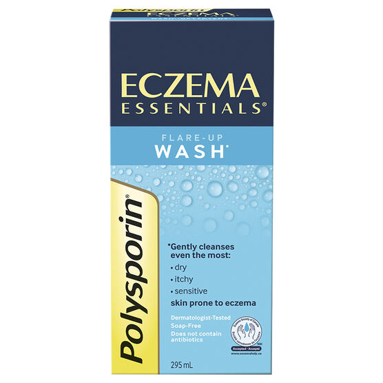 Polysporin Eczema Essentials Daily Body Wash - 295ml