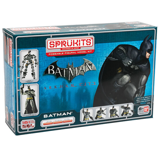 Sprukits - Batman Arkham City - Batman