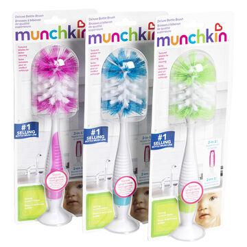 Munchkin Deluxe Bottle Brush - Assorted Colours