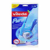 Vileda Household Gloves - Pure - Large/Extra-Large