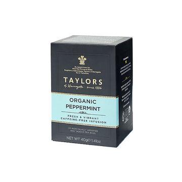 Taylors of Harrogate Tea - Organic Peppermint - 20's