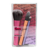 Real Techniques Mini Brush Trio Set - 3 piece