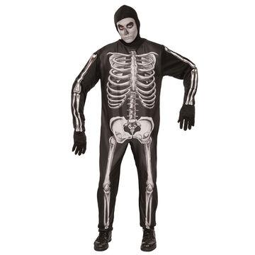 Halloween Skeleton Suit - Adult