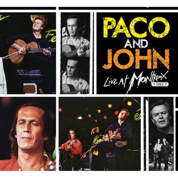 Paco de Lucía and John McLaughlin - Paco and John: Live at Montreux 1987 - DVD + CD