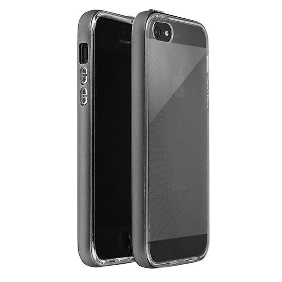 Logiix Alumix Case for iPhone SE - Grey - LGX12256