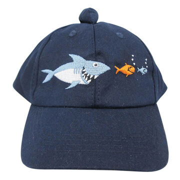 Shark Ball cap - 2-3X