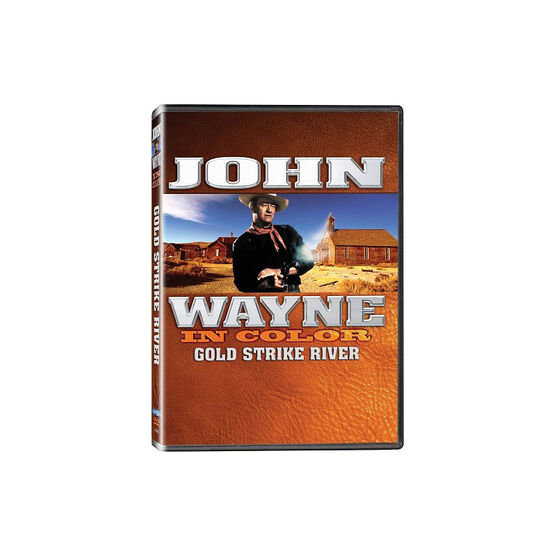 John Wayne - Gold Strike River - DVD