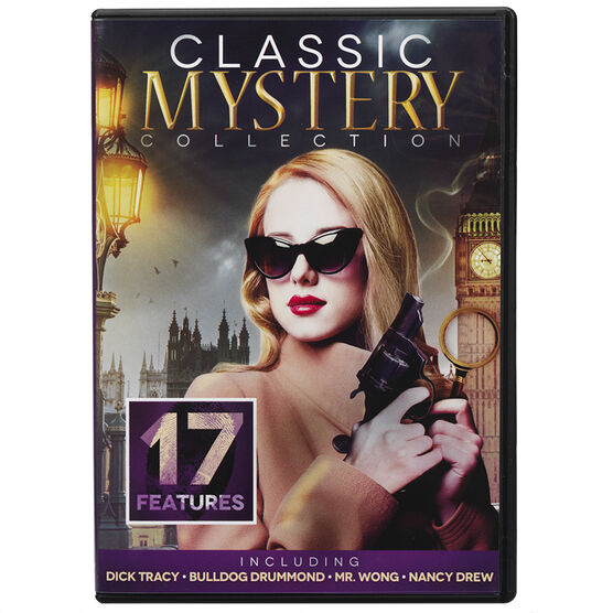 Classic Mystery Collection - DVD