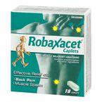 Robaxacet Caplets - 18's