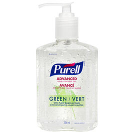 Purell Advanced Hand Sanitizer - Green - 236ml