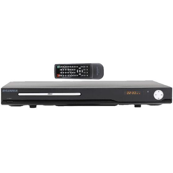 Sylvania DVD Player with HDMI - Black - SDVD1096
