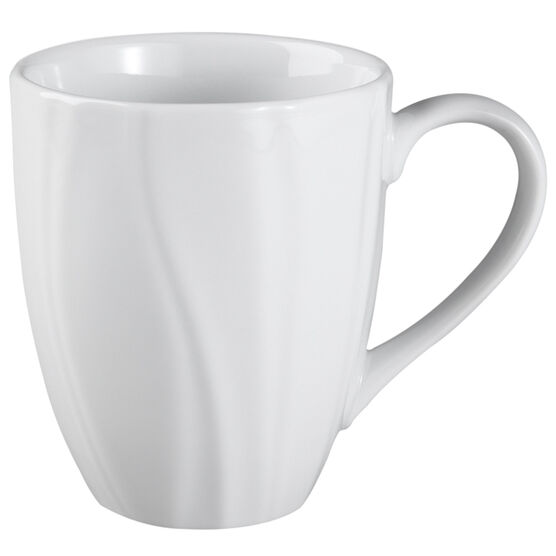 Corelle Boutique Swept Mug - White - 414ml