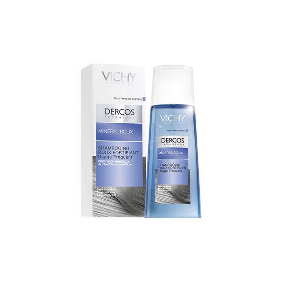 Vichy Dercos Mineral Soft Shampoo - 400ml
