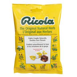 Ricola Swiss Herb Drops - Original Herb - 75g