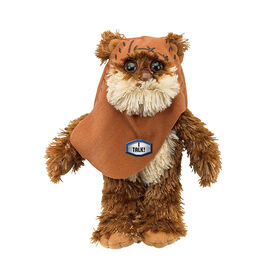 Star Wars Plush Talking Wicket