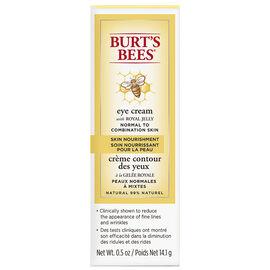 Burt's Bees Skin Nourishment Eye Cream - 14.1g