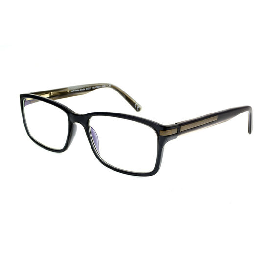Foster Grant Brockton Reading Glasses - Black/Bronze - 1.50