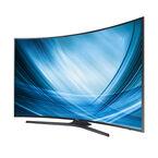 "Samsung 65"" Curved UHD HDR TV - UN65KU6490FXZC"