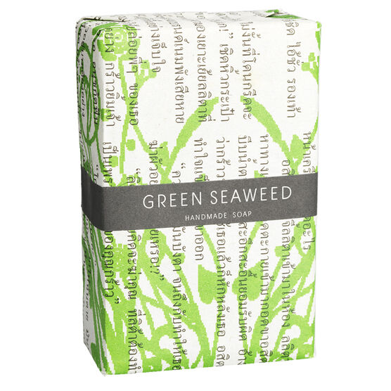 Soap-n-Scents Handmade Soap - Green Seaweeed - 100g