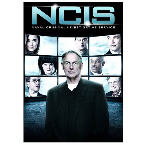 NCIS: The Complete Eleventh Season - DVD