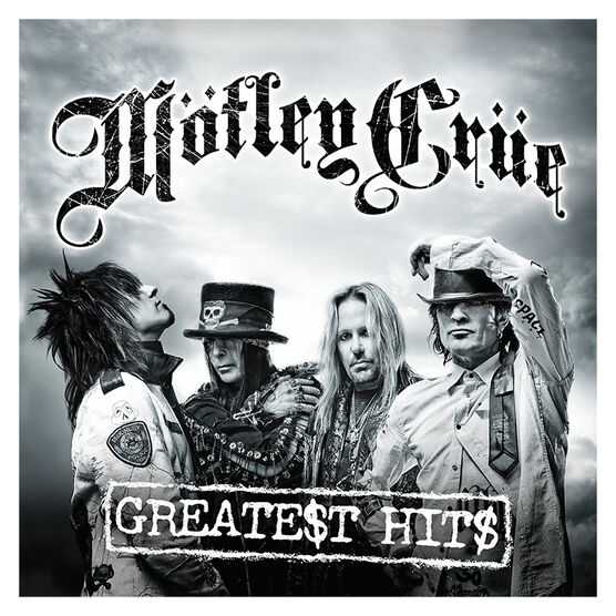 Motley Crue - Greatest Hits - CD