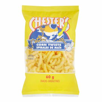 Chester's Corn Twists - 60g