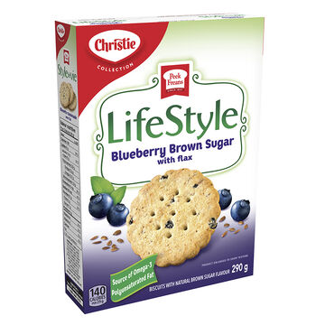 Peek Freans Lifestyle Selections Cookies - Blueberry - 290g