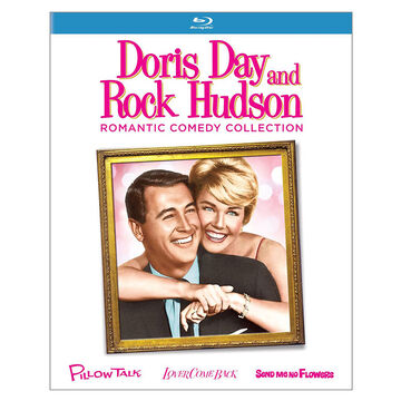 Doris Day and Rock Hudson Romantic Comedy Collection - Blu-ray