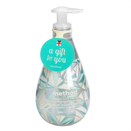 Method Hand Wash - Peppermint Vanilla - 354ml