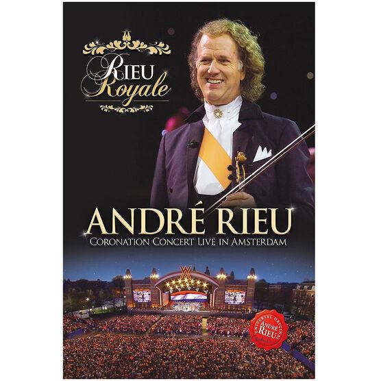 Rieu Royale: Live - Andre Rieu - Blu-ray