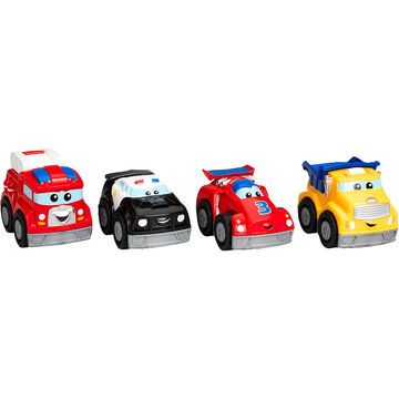 Mega Bloks Tiny 'n Tuff Buildables Vehicle - Assorted