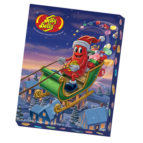 Jelly Belly Advent Calendar - 190g