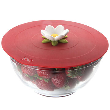 MSC Bloom Silicone Lid - Large - Assorted