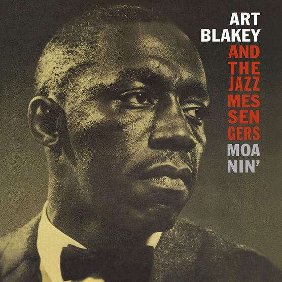 Art Blakey and The Jazz Messengers - Moanin' - Vinyl