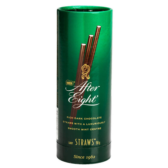Nestle After Eight Straws - 90g