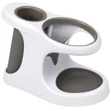 Polder Style Hot Iron Store - White - BTH-7080-90